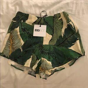 Beach Riot Palm Shorts
